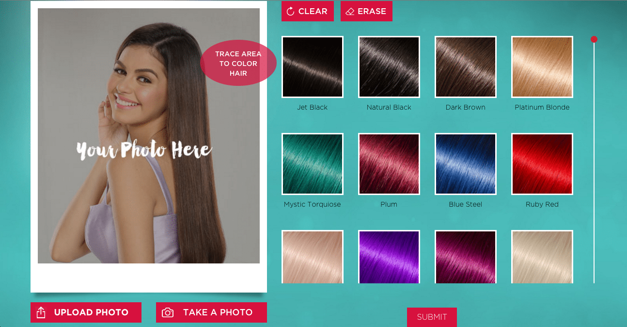 Here's The Hair Coloring Simulator You've Always Wanted