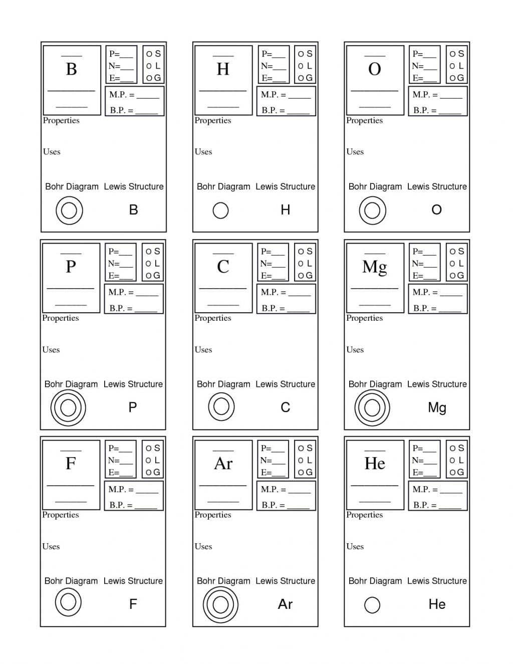 Periodic Table Coloring Activity Answer Key Unique Periodic Table