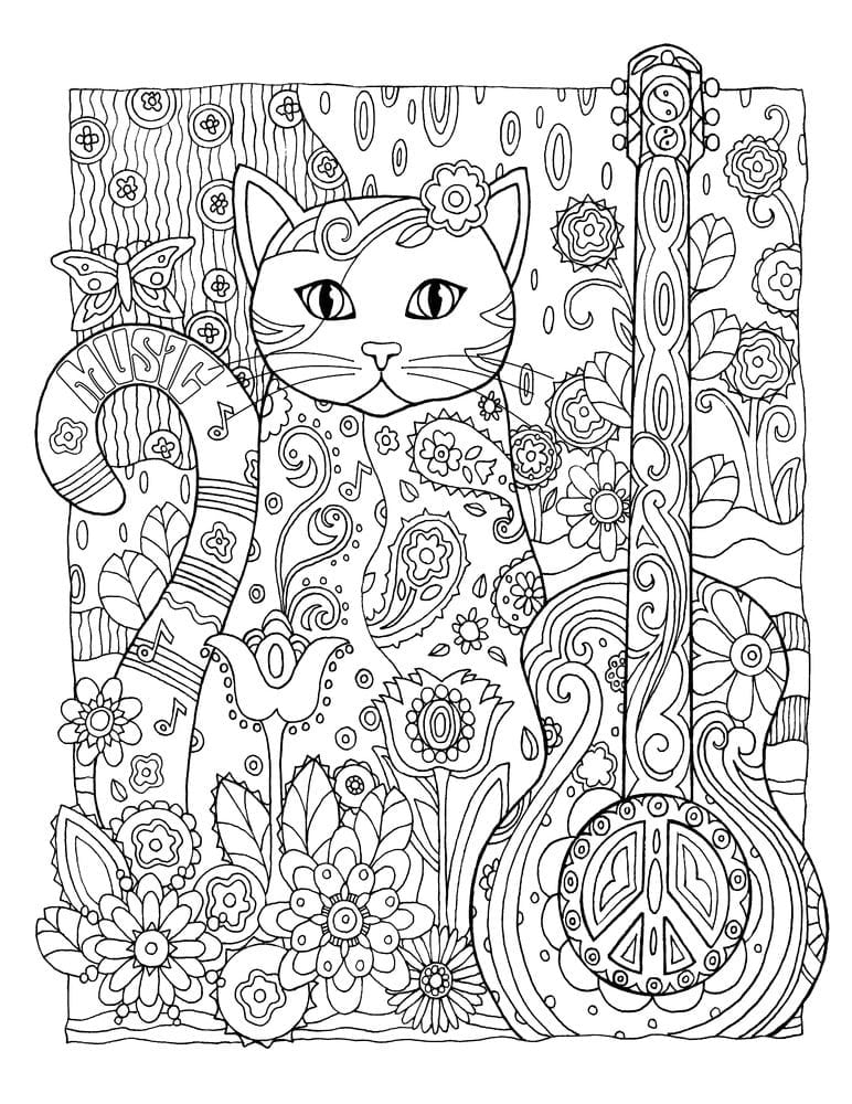 Grown Up Coloring Books