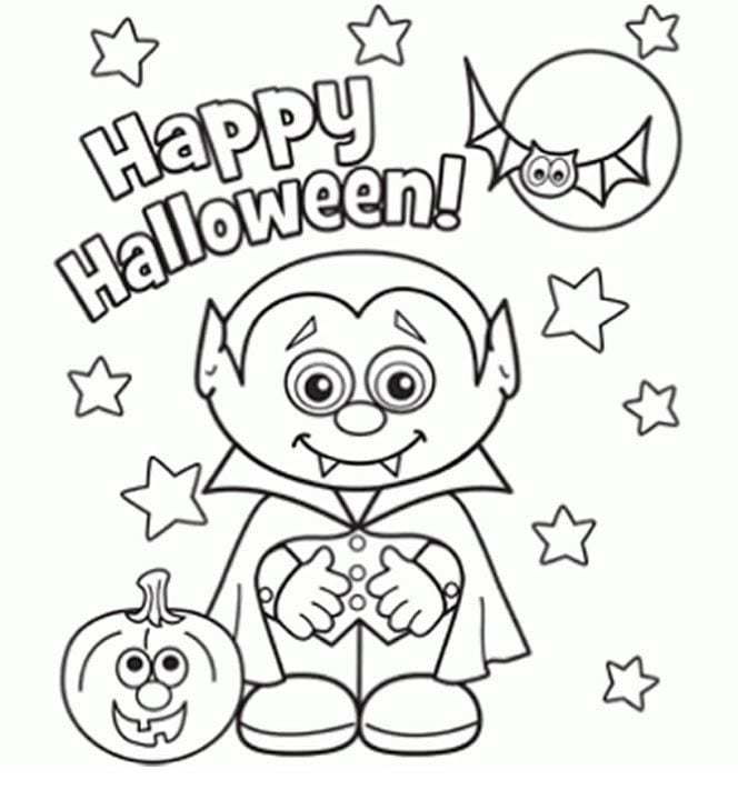 Extraordinary Halloween Coloring Pages On Book Info