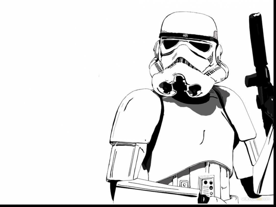 Storm Trooper Coloring Page 723 New