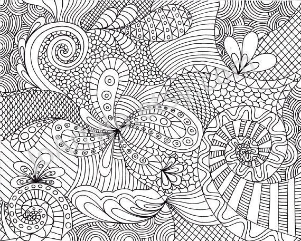 Stupendous Free Printable Advanced Coloring Pages With Regard To