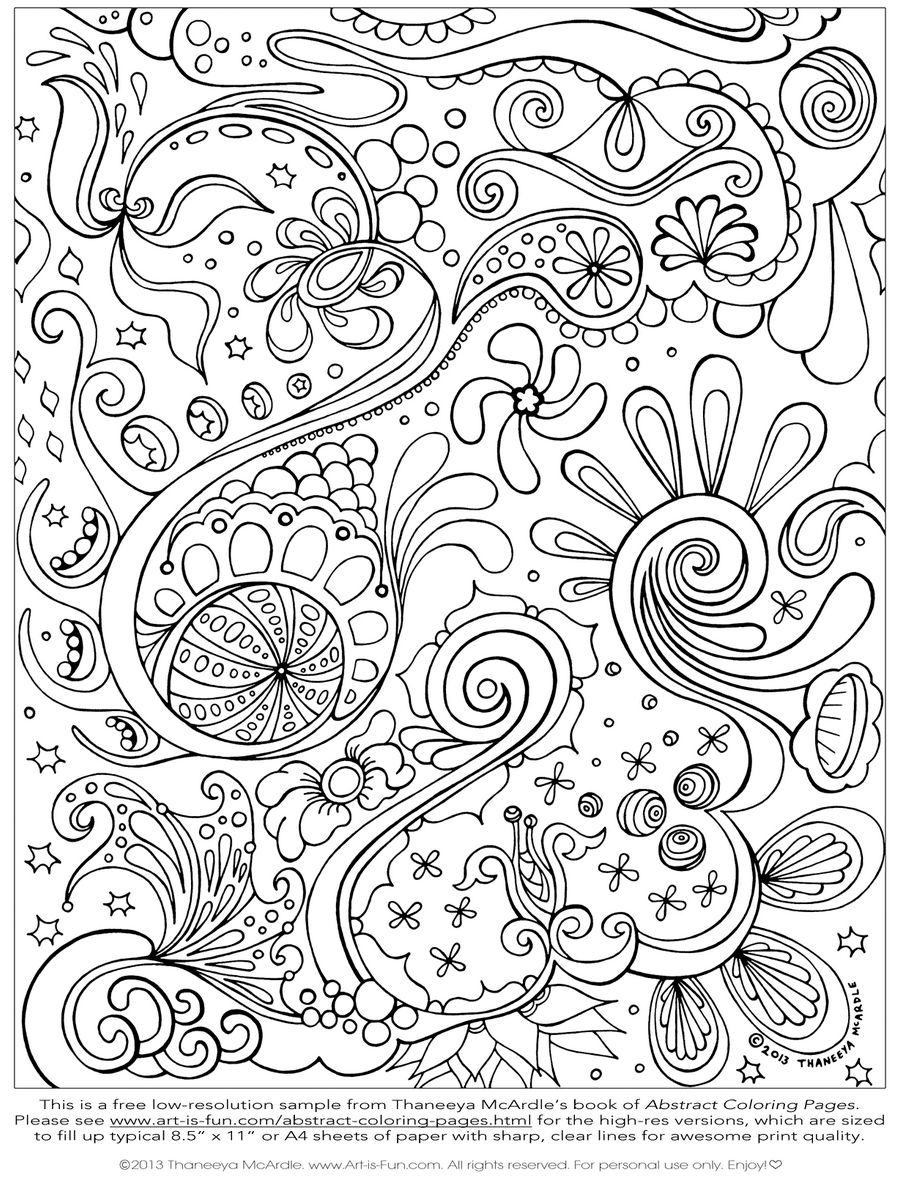 Surging High Resolution Adult Coloring Pages F  14120