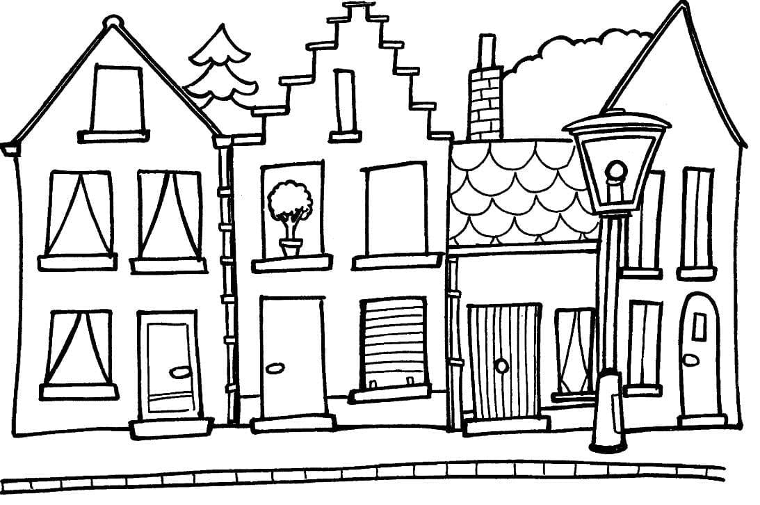 Wealth Open House Coloring Pages Inside Of Dra  3450