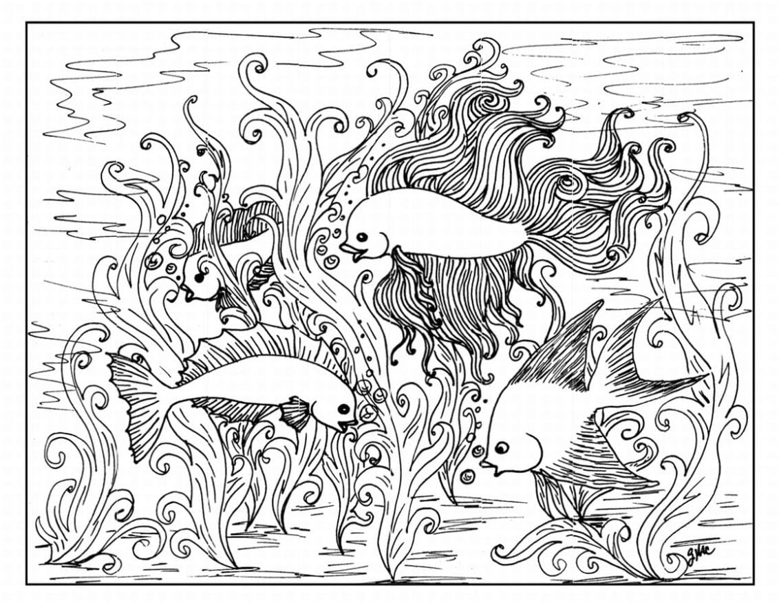 Wondrous Advanced Coloring Pages Good Looking Color Printable