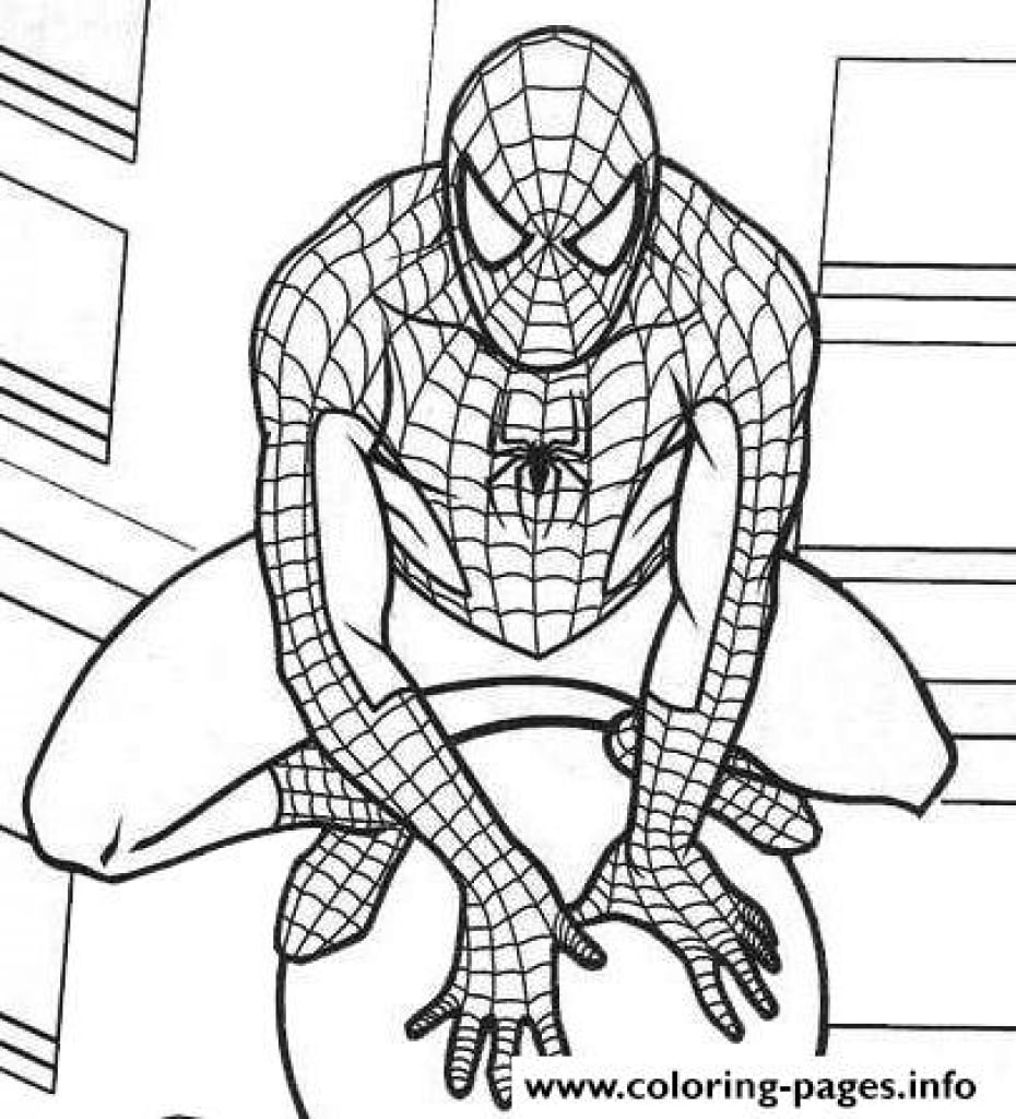Imposing Decoration Marvel Coloring Pages For
