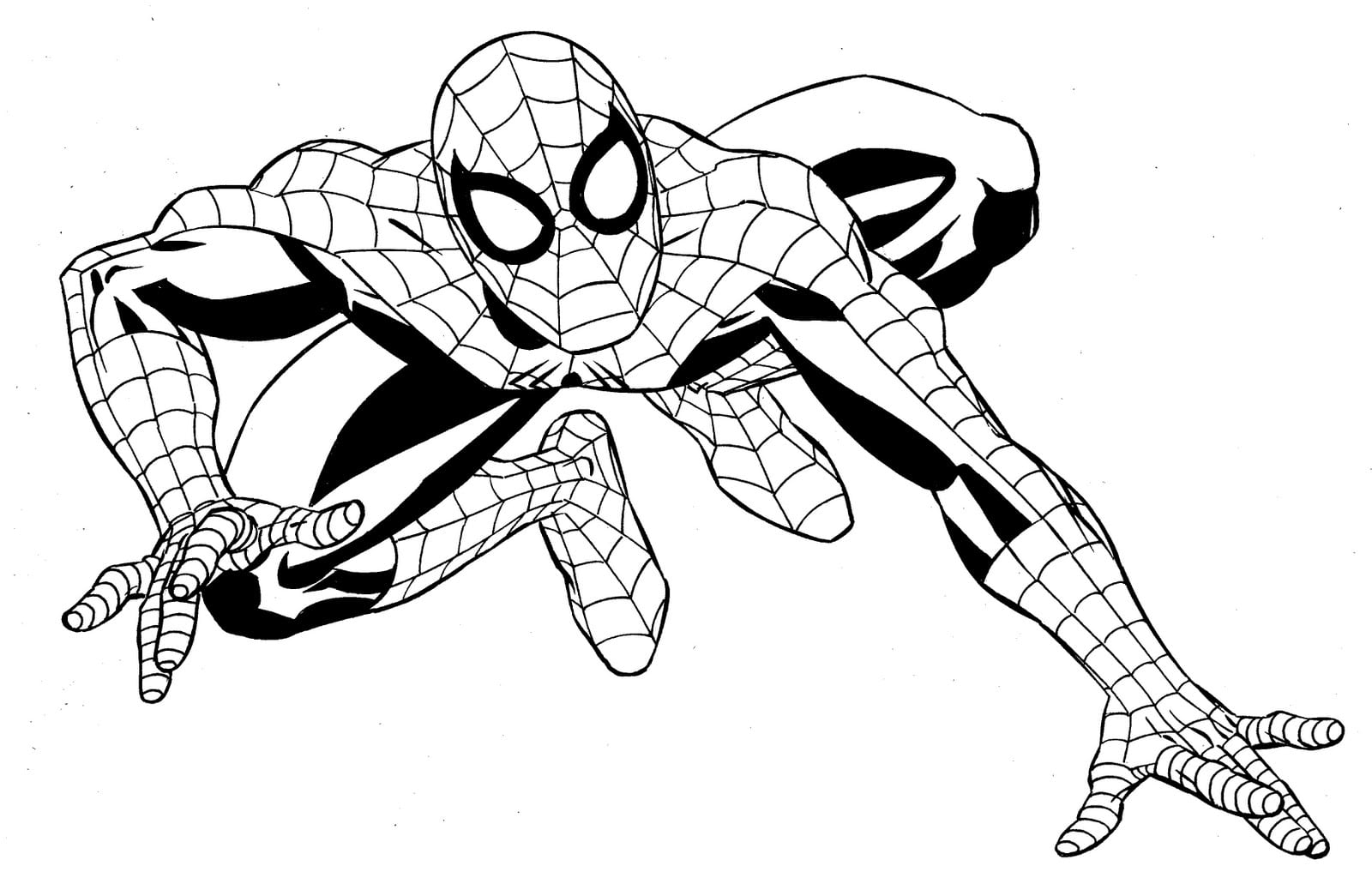Marvel Heroes Coloring Pages Printable Of Marvel Coloring Pages