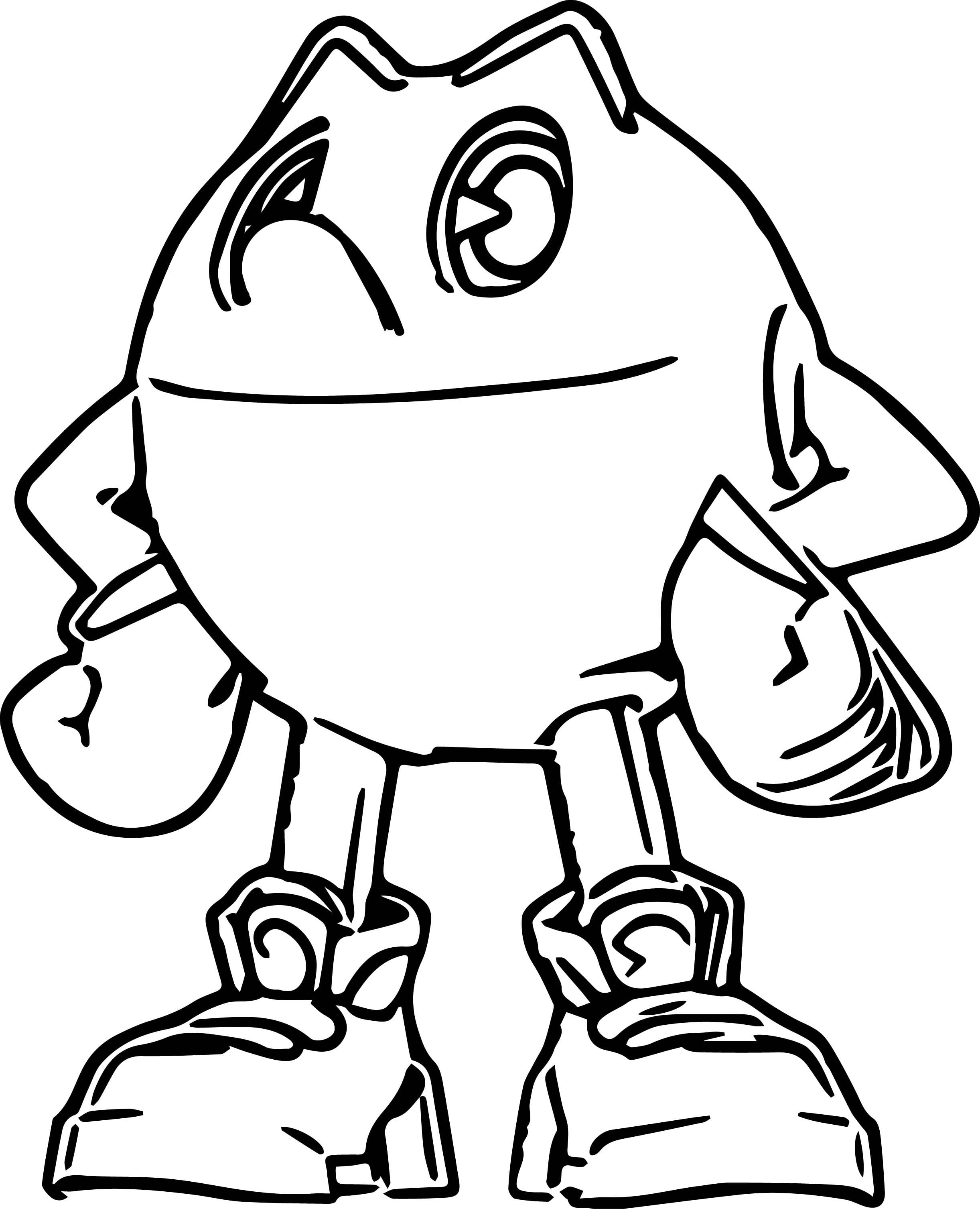 Pac Man Coloring Page Pages Inside