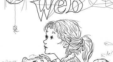 Charlotte Web Coloring Pages