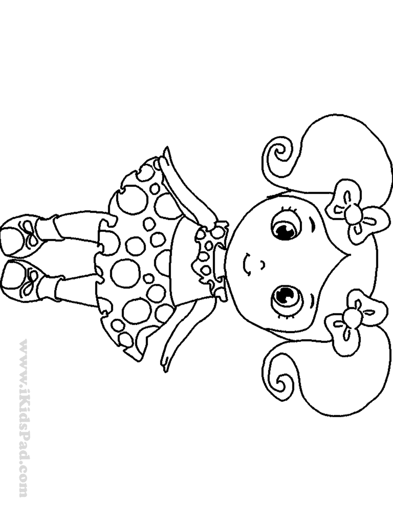 Cute Coloring Pages For Girls Only Coloring Pages