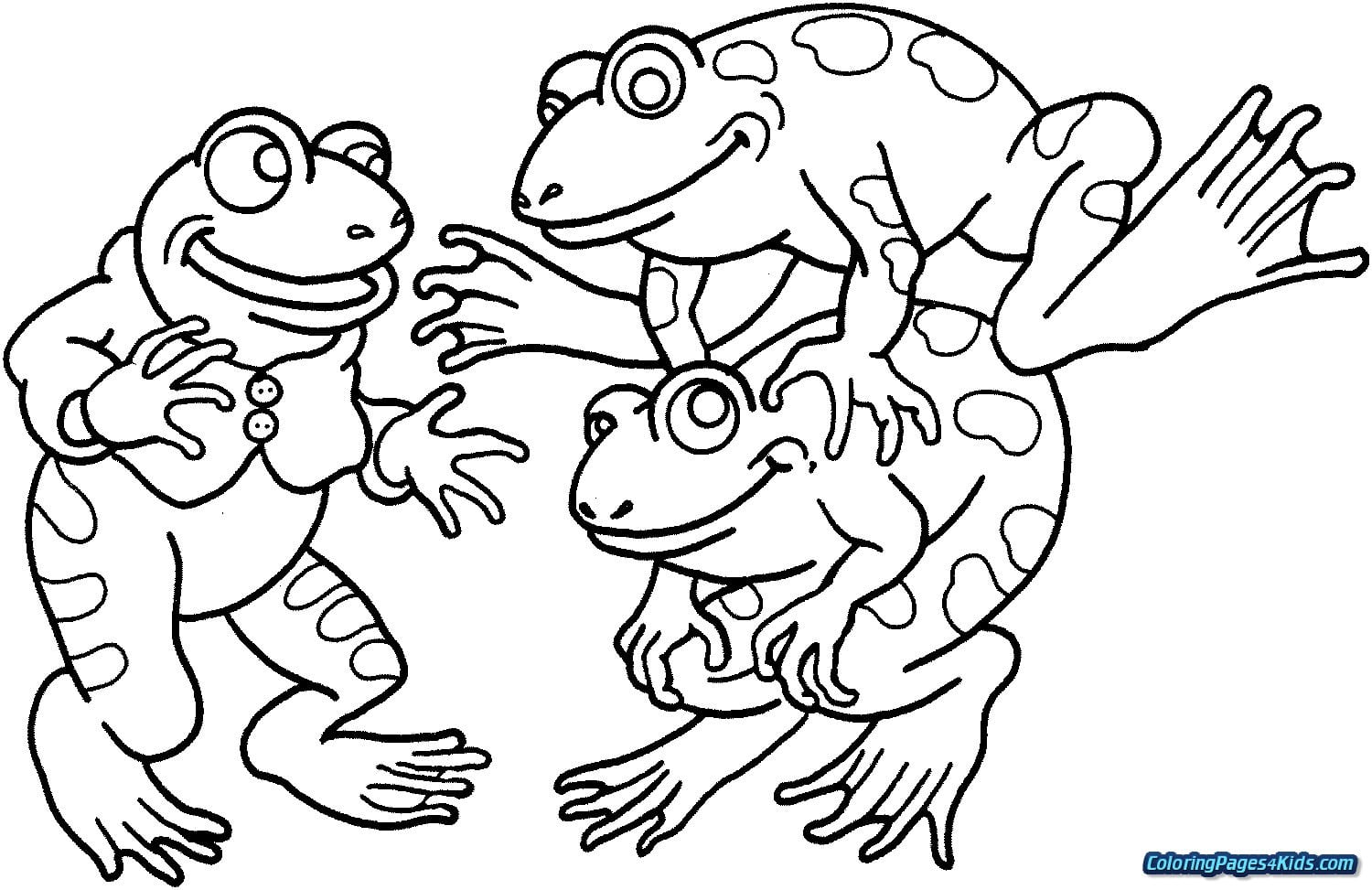 Medquit » Frog And Toad Coloring Pages