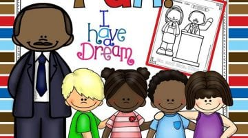 Free Printable Coloring Pictures Of Martin Luther King Jr