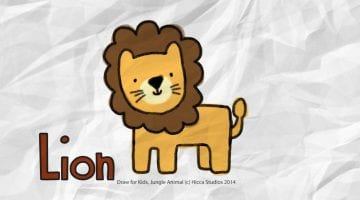 Images Of Lion For Kids