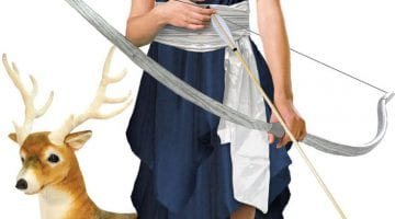 Artemis Greek Goddess For Kids