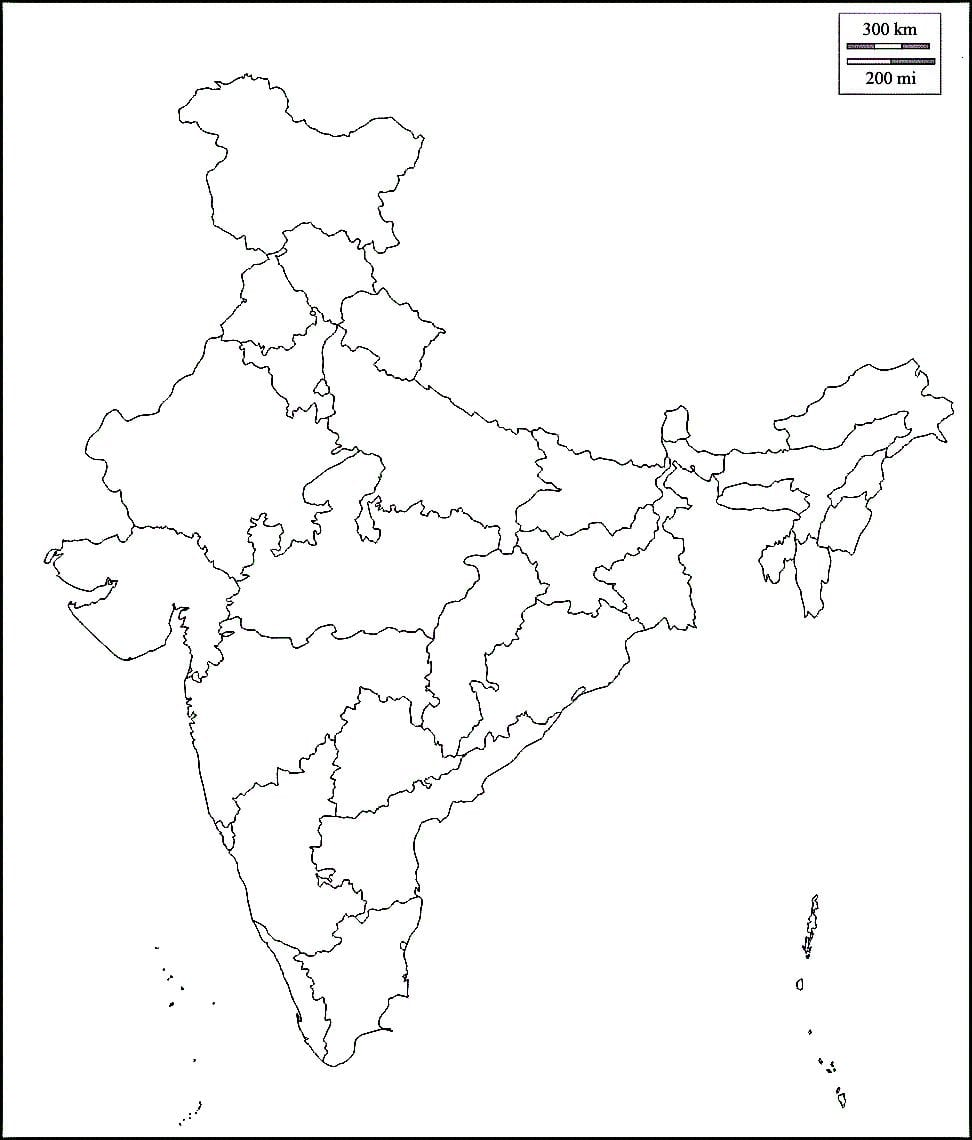 Pin By 4khd On Map Of India With States