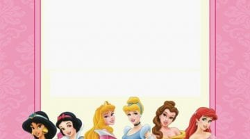 Free Printable Disney Princess Pictures