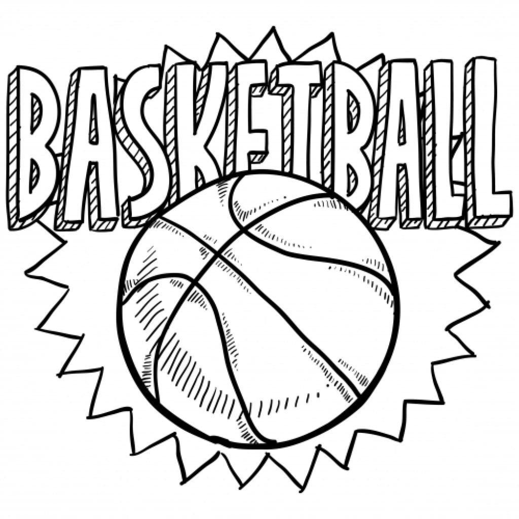 Basketball Coloring Pages 3109 For Free Printable Sports Isolution