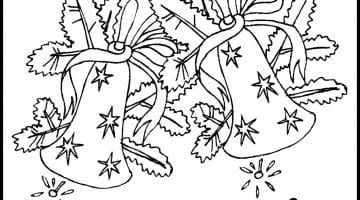 Christmas Coloring Pages For Children's Church