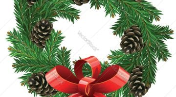 Free Pictures Of Christmas Wreaths