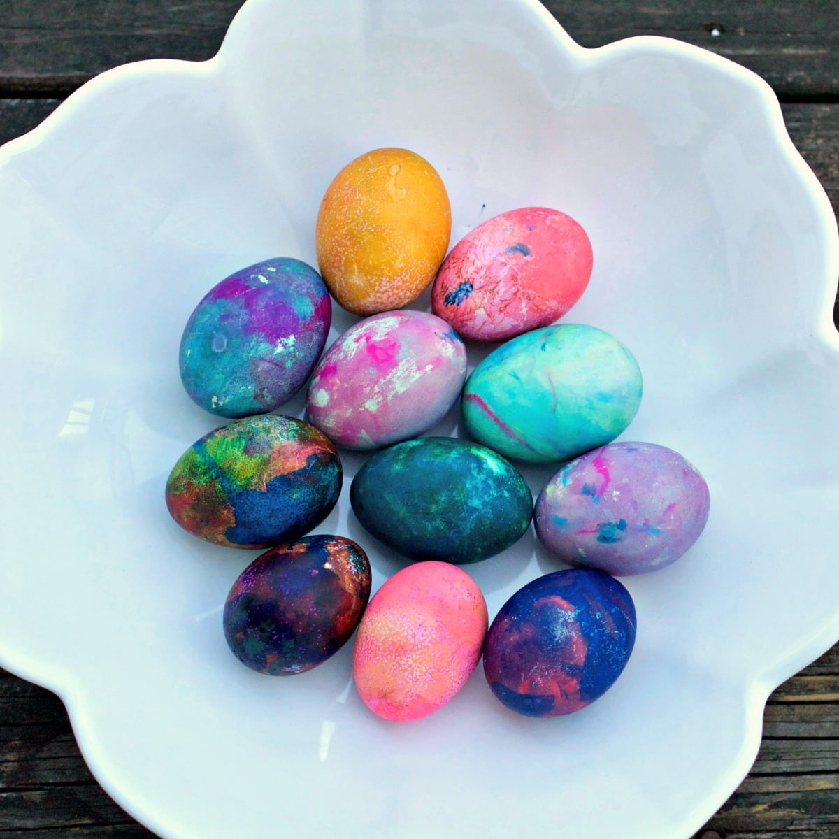 The Best Way To Color Eggs With Whipped Cream For Beautiful Results