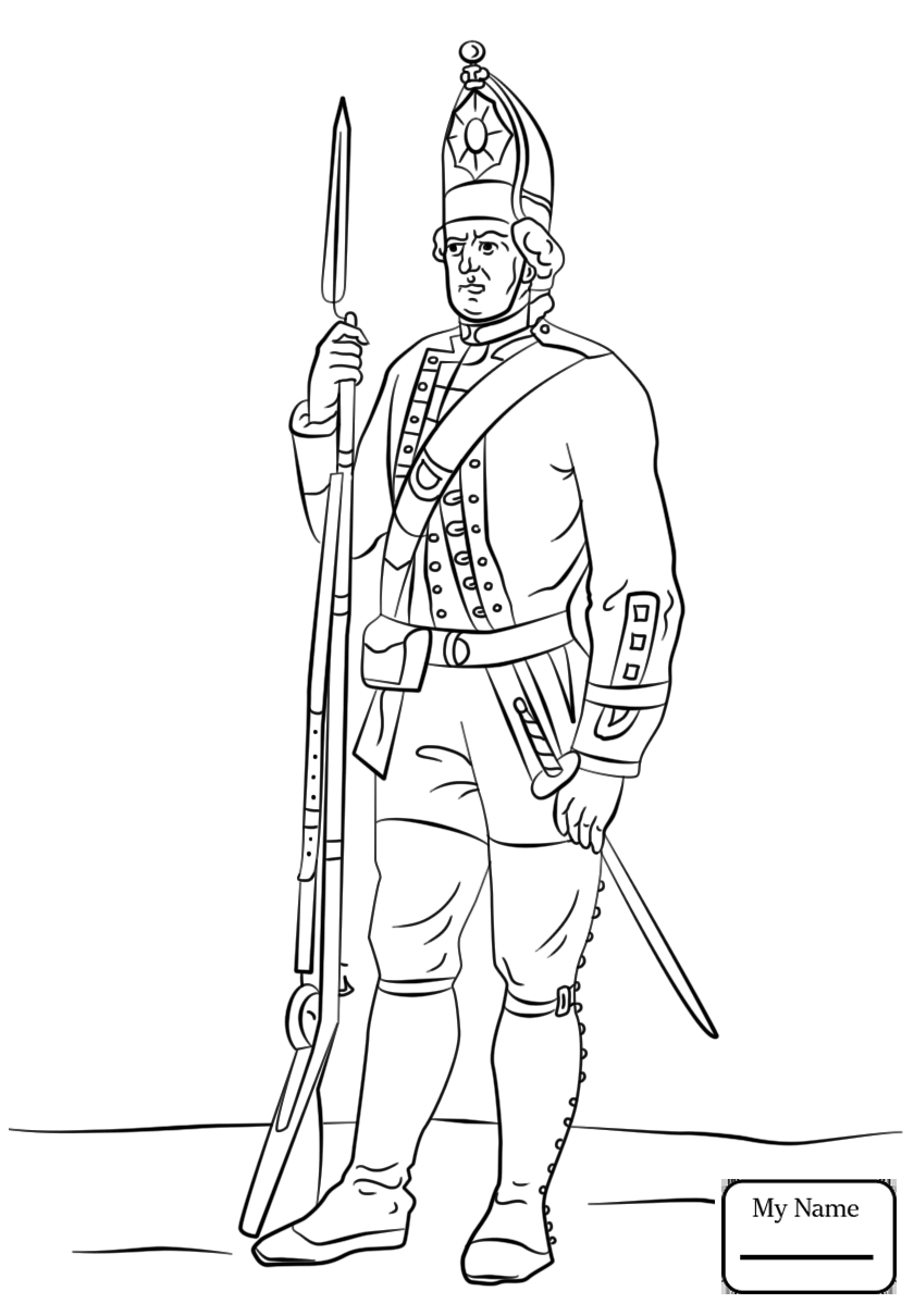 Coloring Pages Revolutionary War 2120859 4