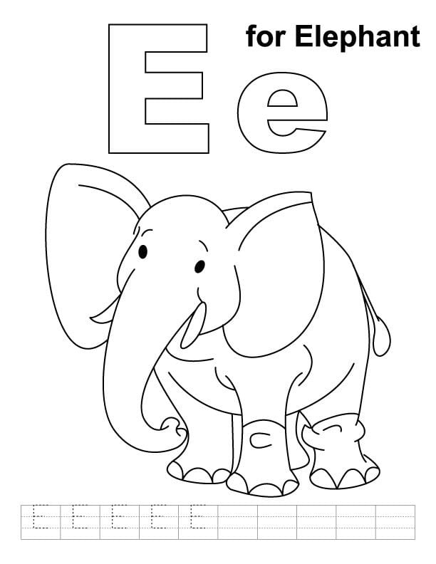 Letter Q Coloring Pages Sheet E Page