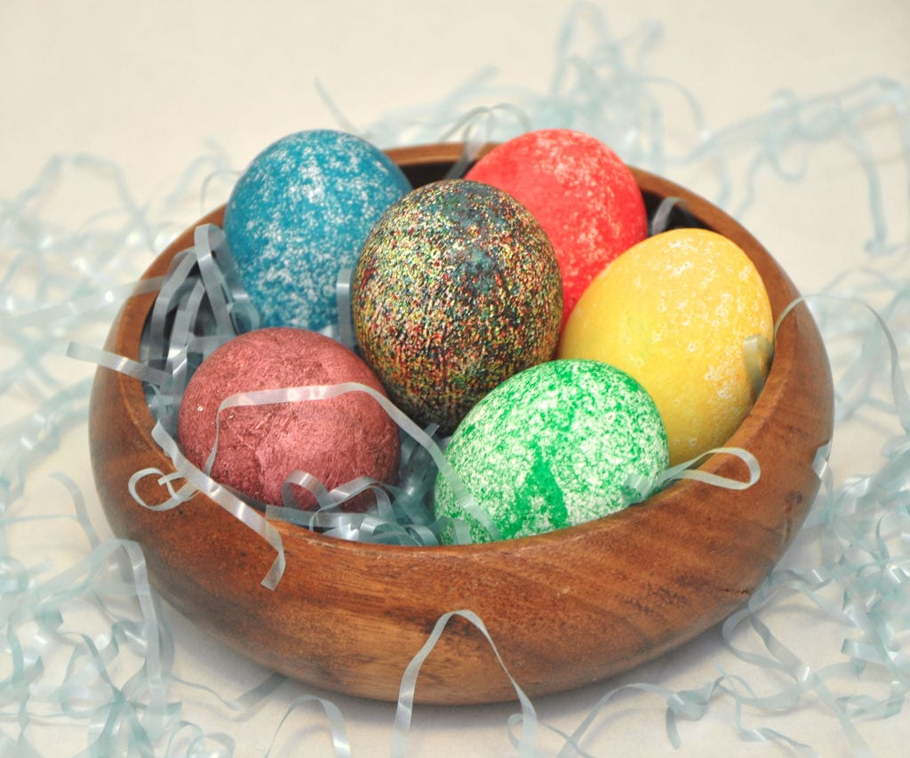 How To Dye Easter Eggs With Rice  7 Steps (with Pictures)