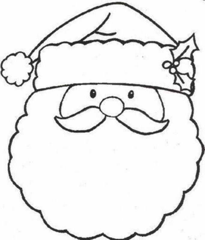Free Christmas Coloring Pages For Preschoolers  2271183
