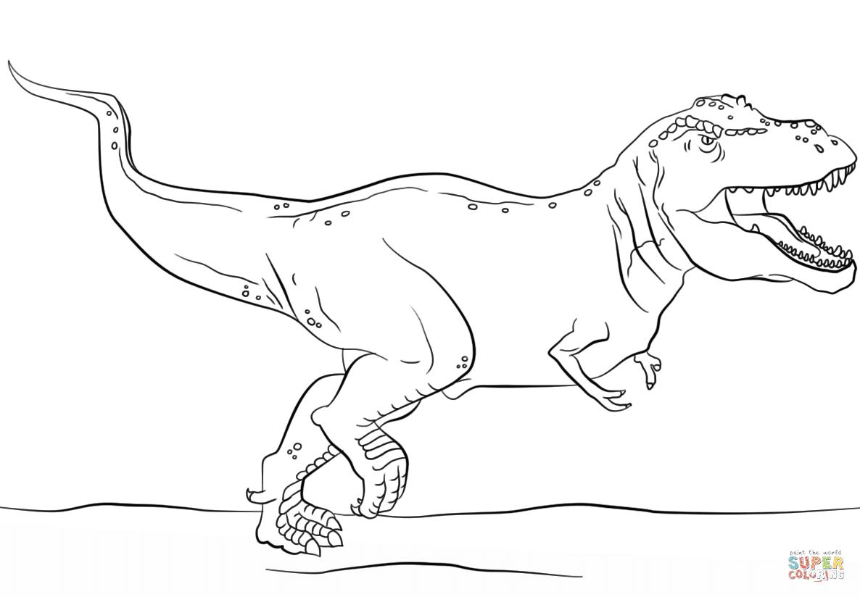 Jurassic Park T