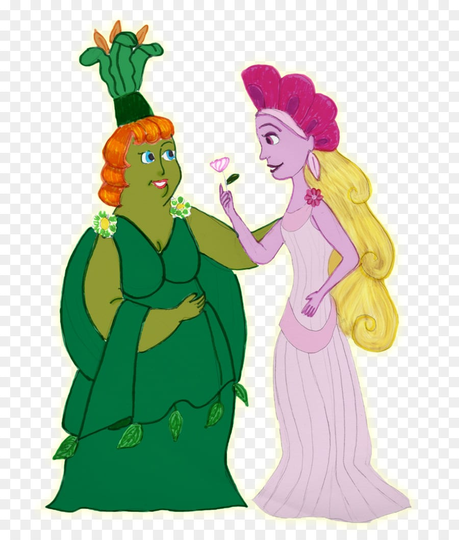 Demeter Persephone Hades Disney's Hercules The Walt Disney ...