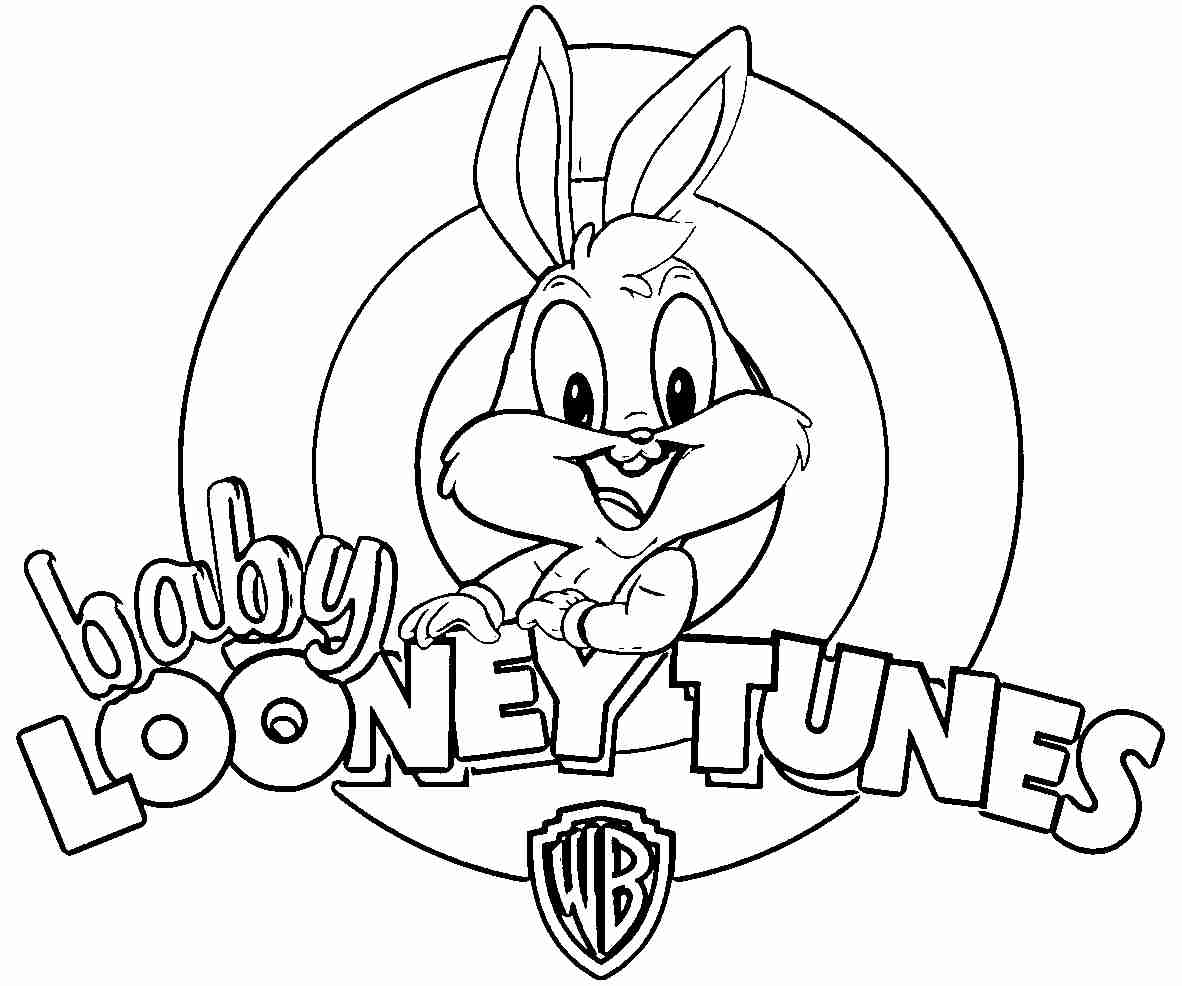 looney tunes thanksgiving coloring pages - photo#11