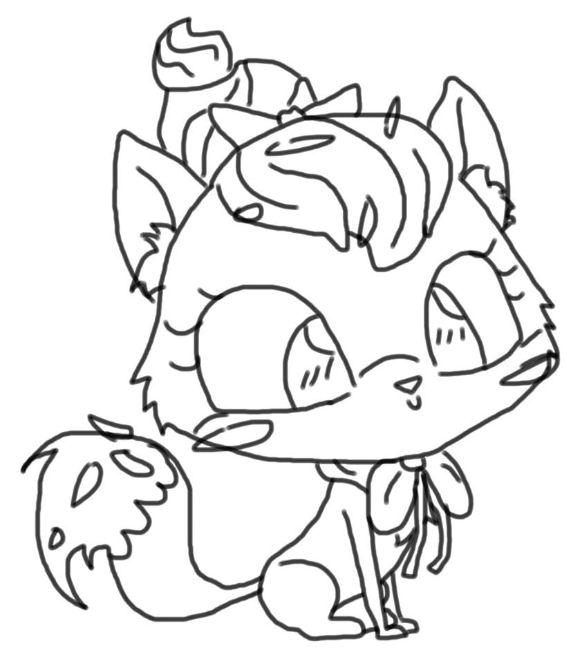 Lps Coloring Pages 18 With Lps Coloring Pages