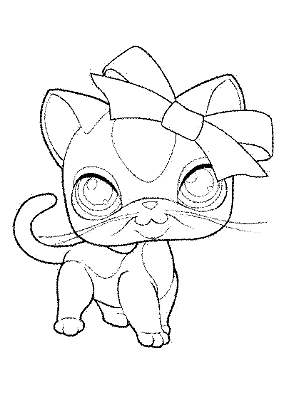 Lps Coloring Pages 38 With Lps Coloring Pages