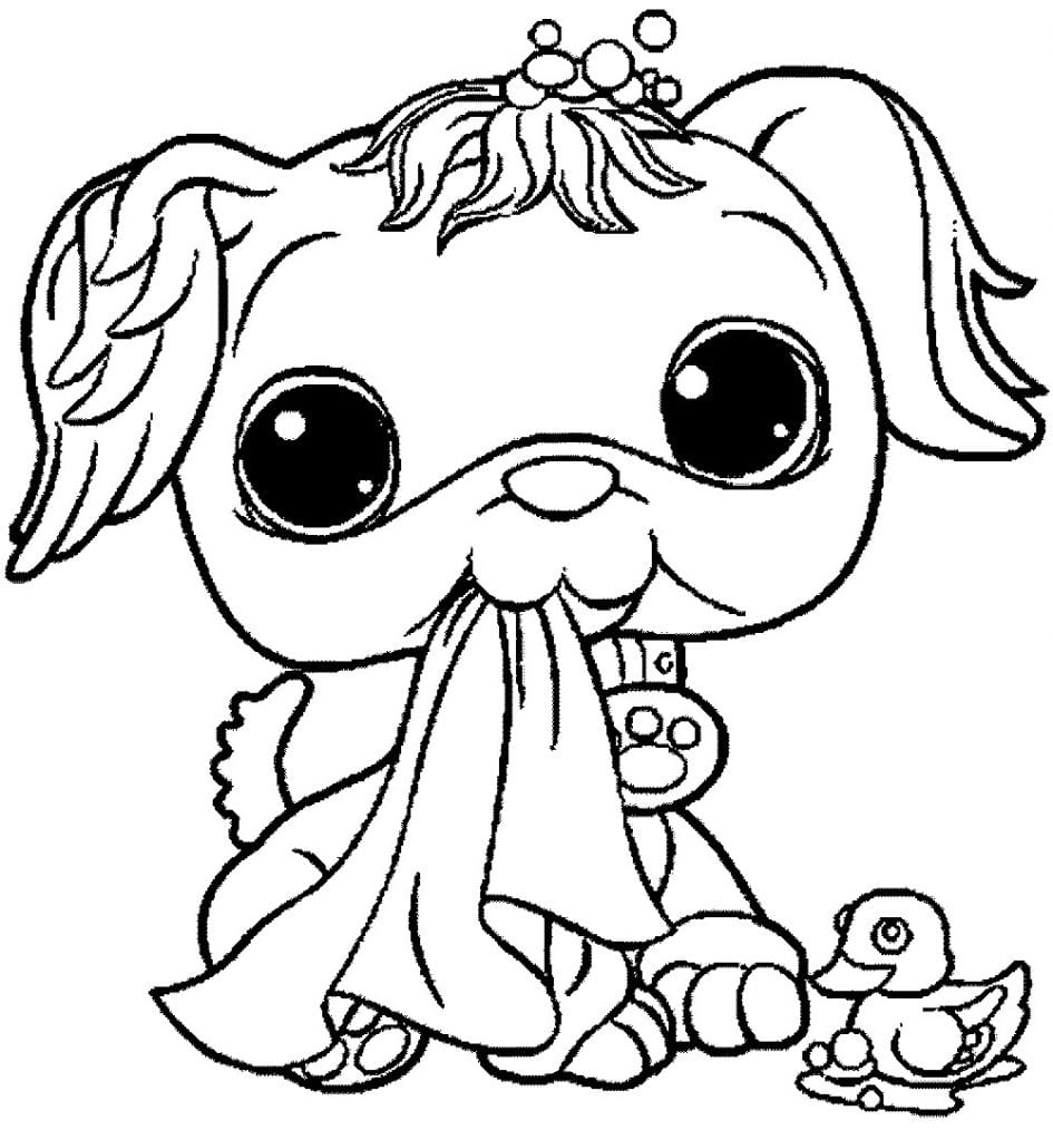 Lps Coloring Pages 51 With Lps Coloring Pages