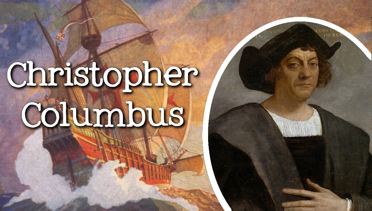 Biography Of Christopher Columbus For Children  Famous Explorers