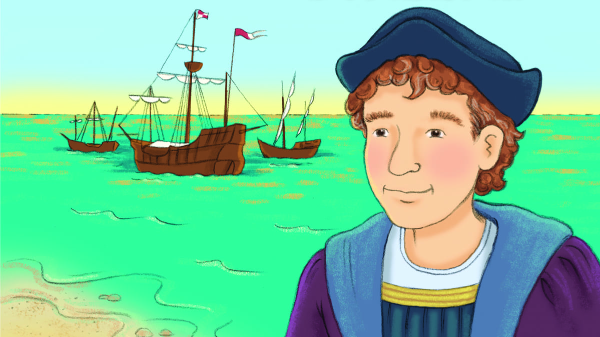My First Biography  Christopher Columbus Teaching Guide