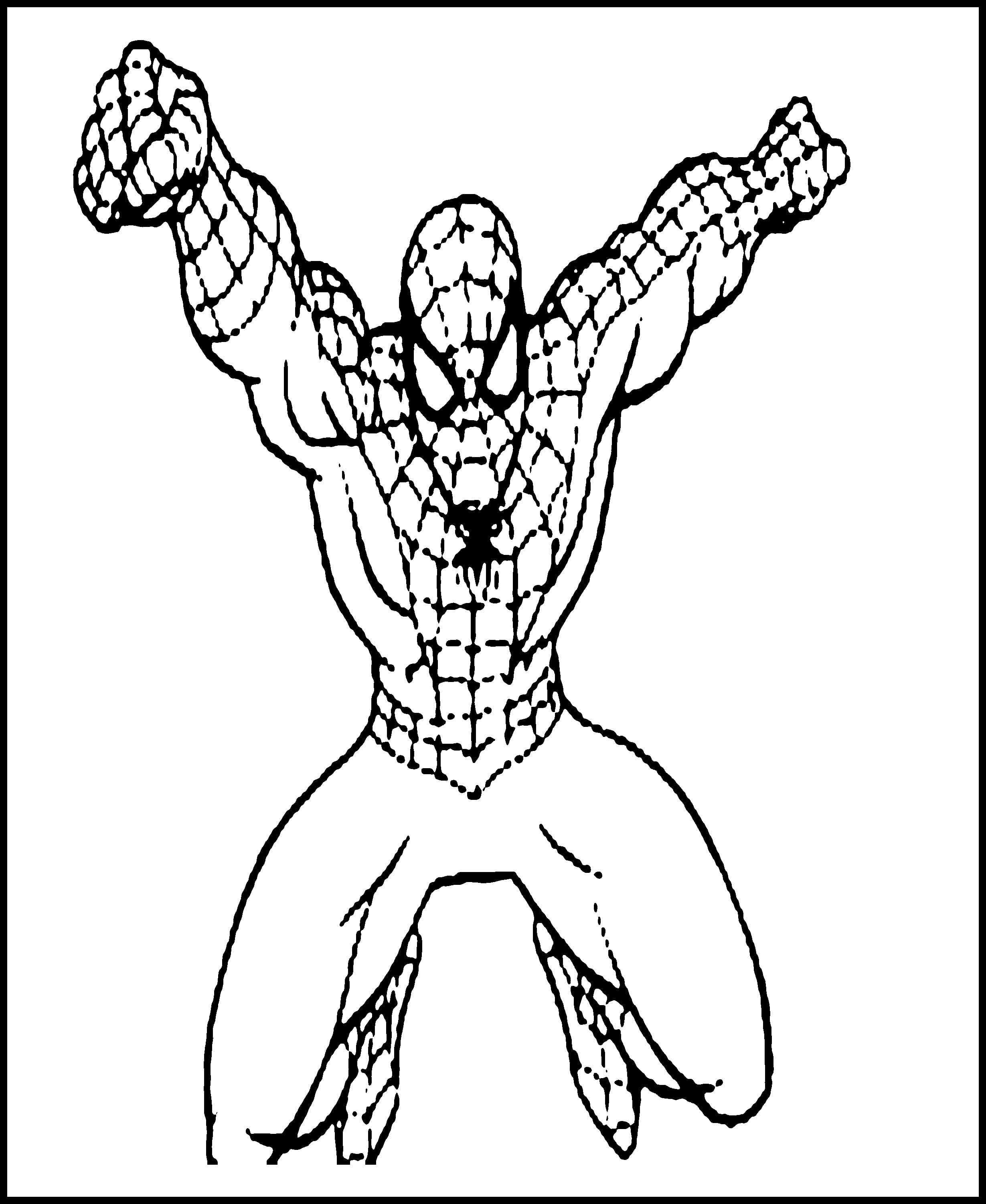 New Print Out Coloring Pages To Fancy Printable Spiderman