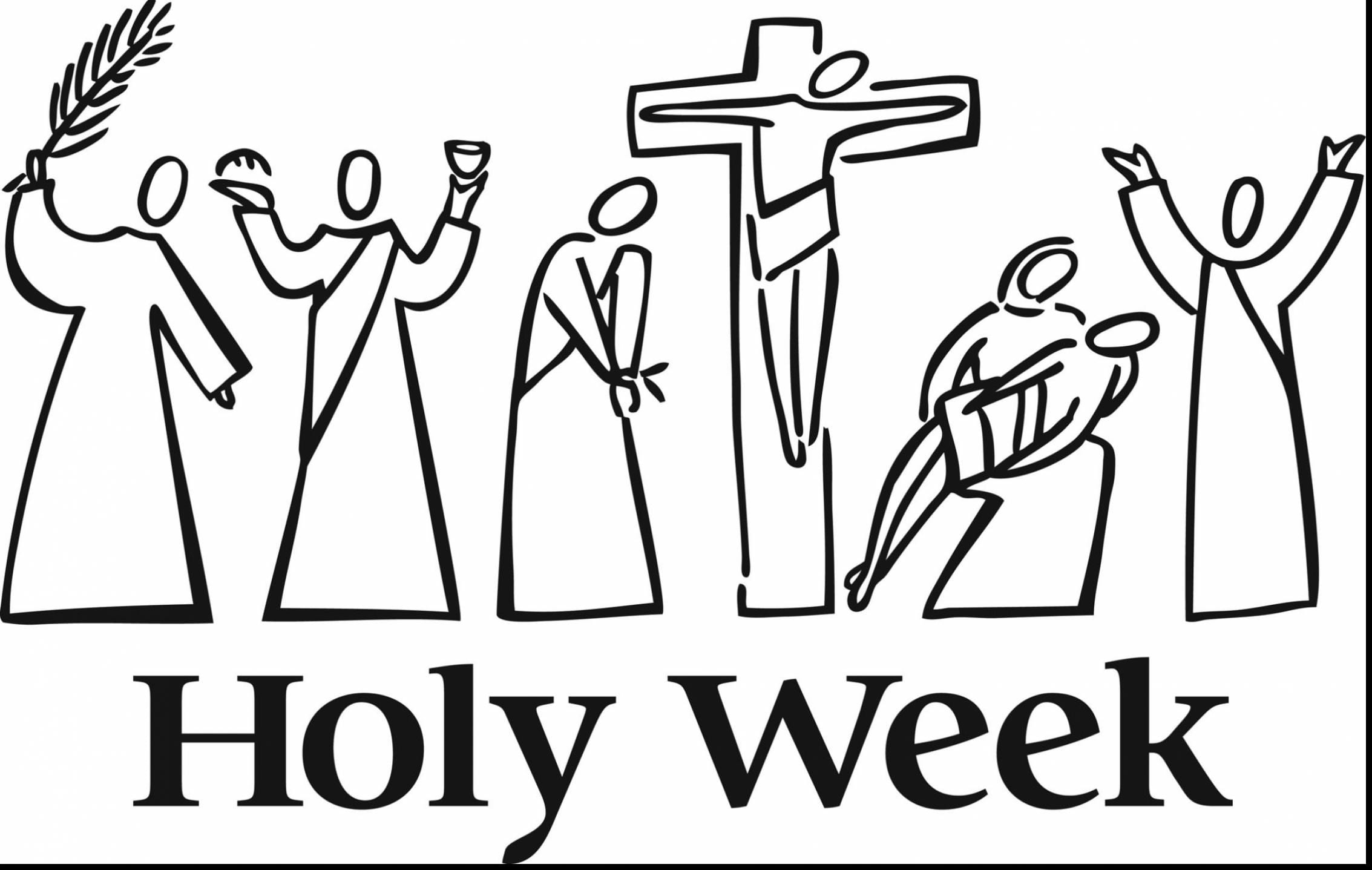 Palm Sunday Coloring Pages Best For Kids Inside