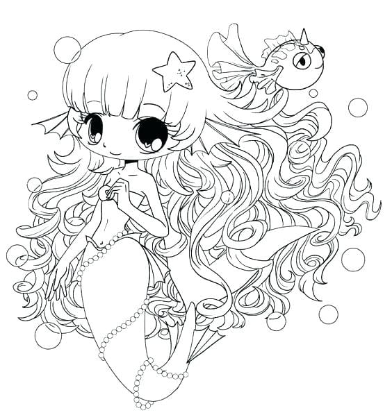 Cute Coloring Pages Of Girls For Girl To Print