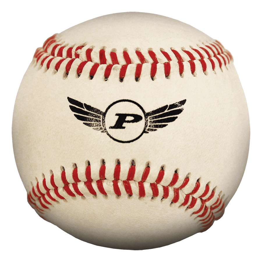 Speed Print Little League Full Grain Leather Baseball