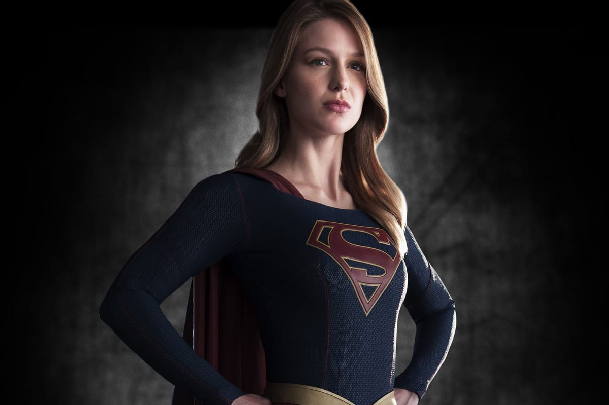 Check The Fien Print  Take Me To The Pilots '15  Cbs' 'supergirl'