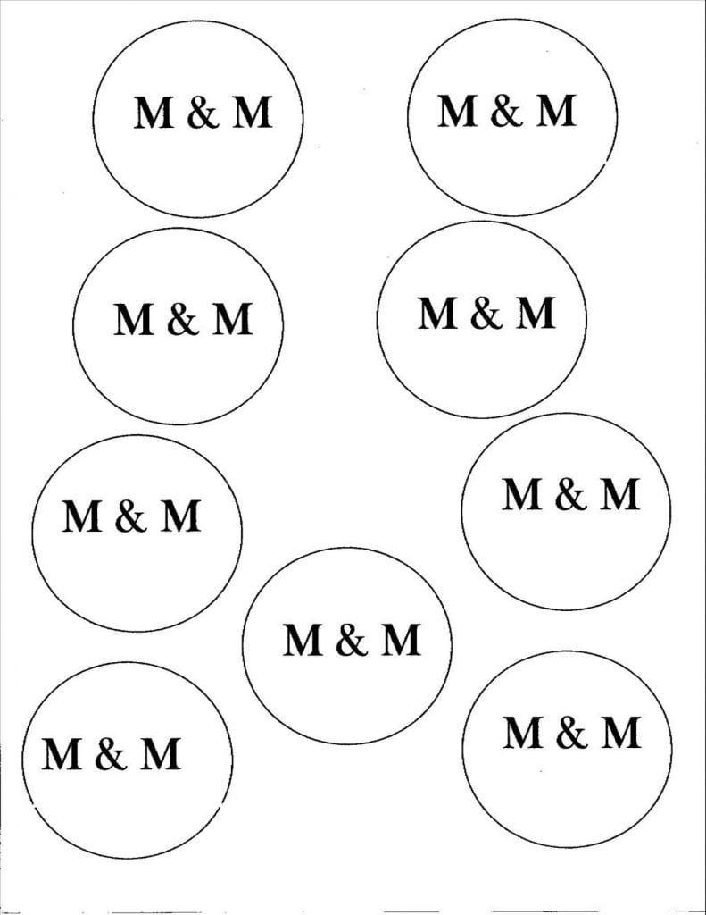 Mm Coloring Pages