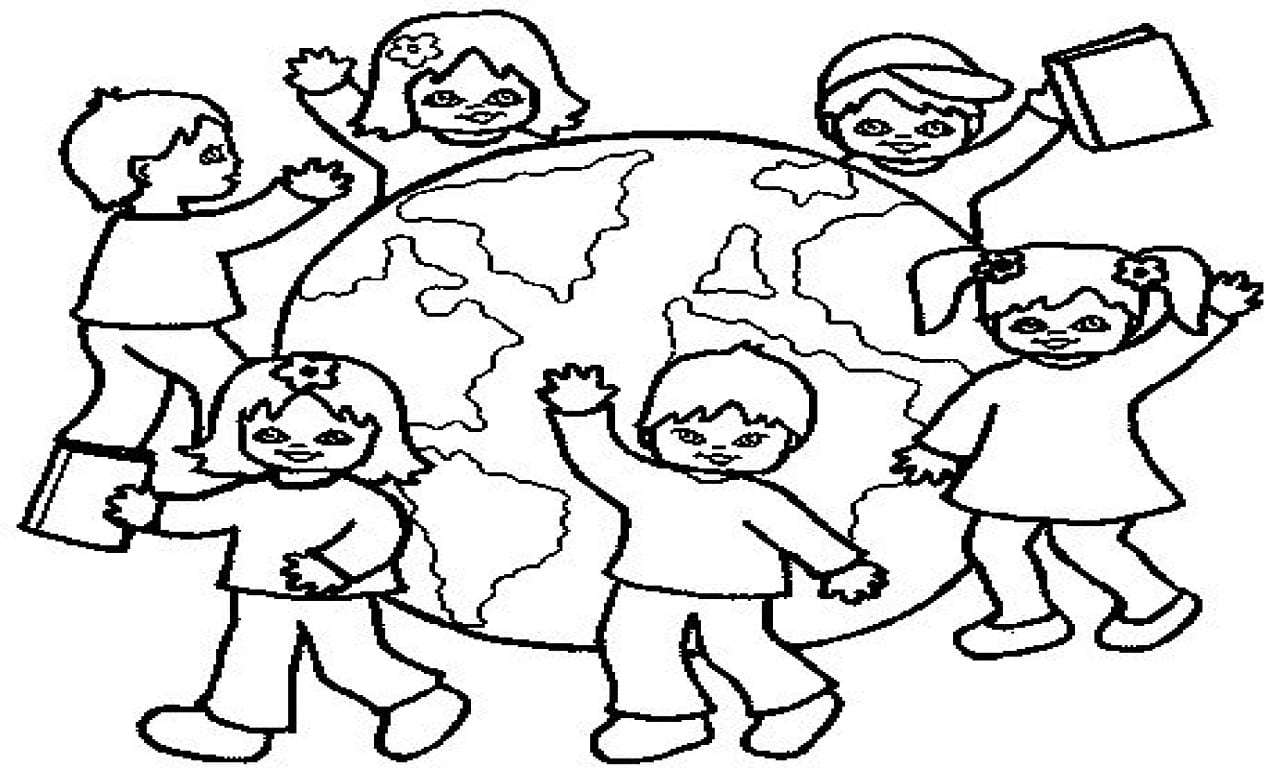 Huge Gift Coloring Page For Children Reliable  2890