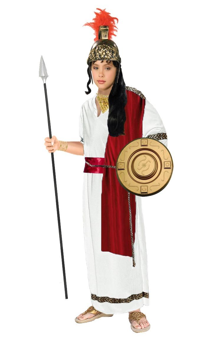 Athena Greek Goddess For Kids
