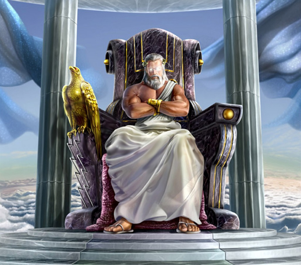 Things You Should Know About Zeus God  Father Of The Gods