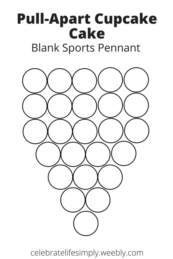 Blank Pennant Pull