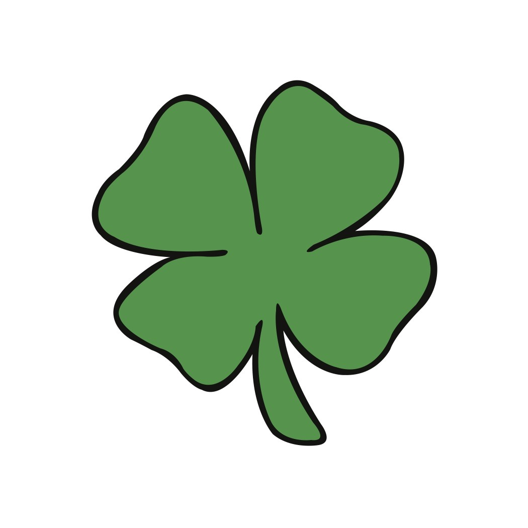 Free Four Leaf Clover, Download Free Clip Art, Free Clip Art On
