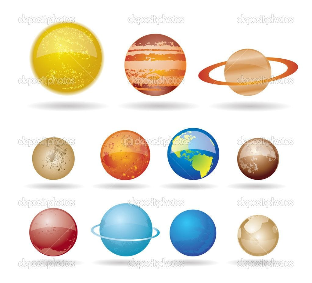 Printable Planets And Solar System Pictures