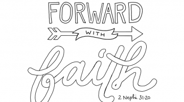 Printable Scripture Coloring Pages