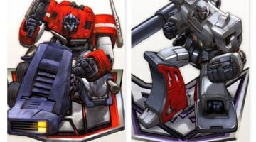 Transformers Print Out